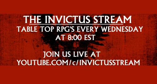 INVICTUS-Banner ad