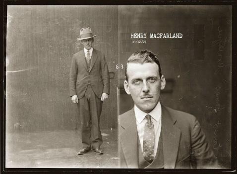 MUGSHOT - Henry MacFarland