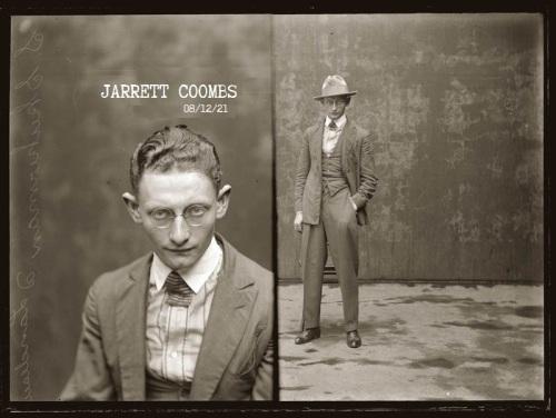 MUGSHOT - Jarrett coombs
